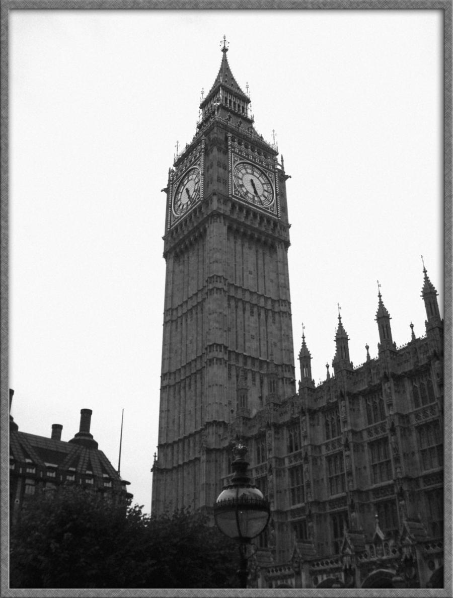 Big Ben by sk4n-t3ch