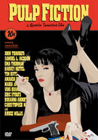 Pulp Fiction by mialoken
