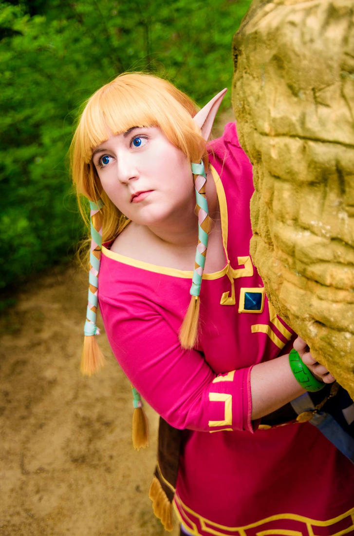 From Faron to Lanaryu by Azure-Rose-Cosplay