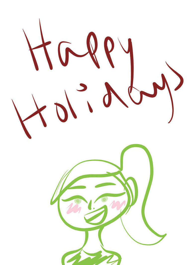 Happy Holidays!!! by pixie-tree