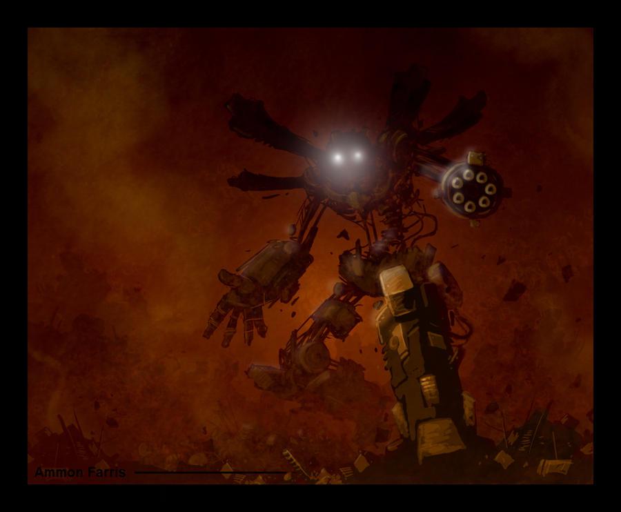 RoboDude Redux by lifebytes