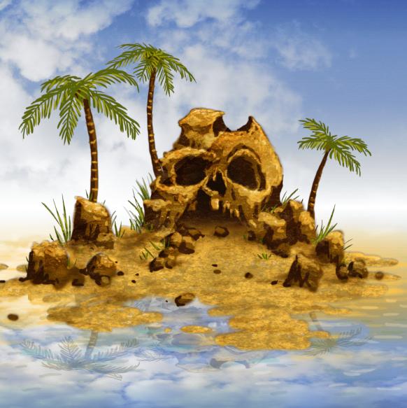 Art Treasure Island Landscapes