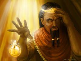 King Midas by lifebytes