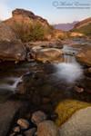 Drakensberg Cascade by MorkelErasmus