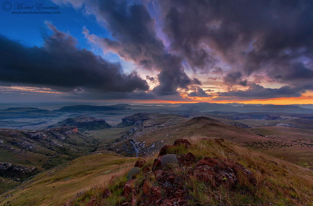 Dawn over Endless Lands by MorkelErasmus