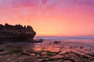 Castle Rock Ablaze by MorkelErasmus