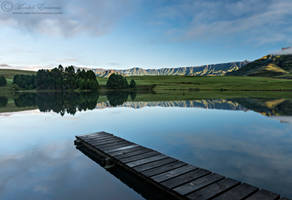 Down by the Lake by MorkelErasmus