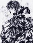 Portrait of a Dark King