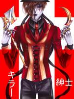 Murderess Gentleman by Giname