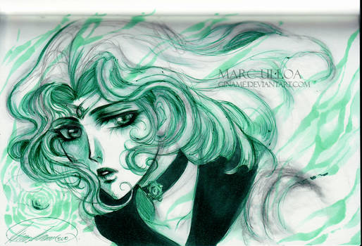 Sailor Neptune Sketch
