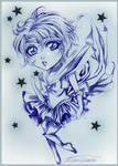 Sailor Mercury Chibi :sketch: