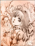 CardCaptor Sakura :lineart: by Giname