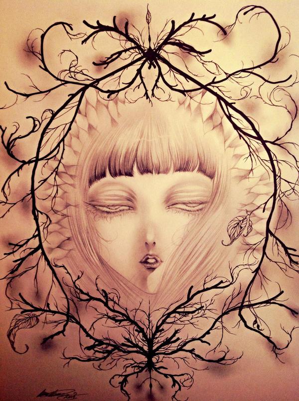 The Garden of Eden by Giname