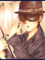 Mr. '''''. by Giname