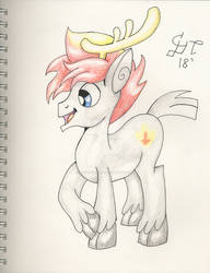 Blitz Deer-form