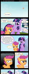 Is....That a Giant Floating Diamond? by Xinimator