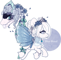 Primal Plant Pony Auction {SOLD}