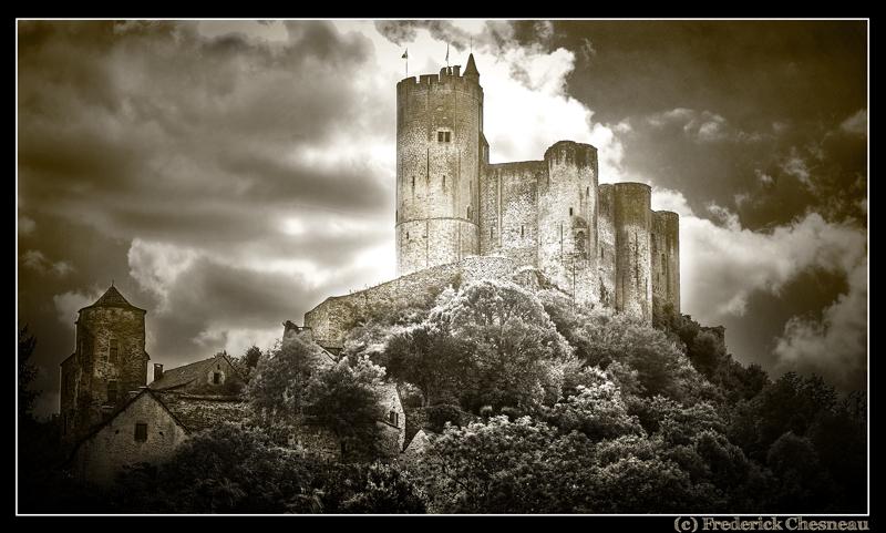 Mystical castle by fchesneau on DeviantArt