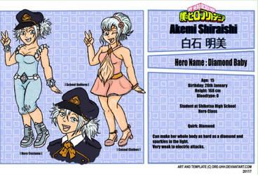Diamond Baby Aka Akemi Shiraishi by Shawntheimmortal94