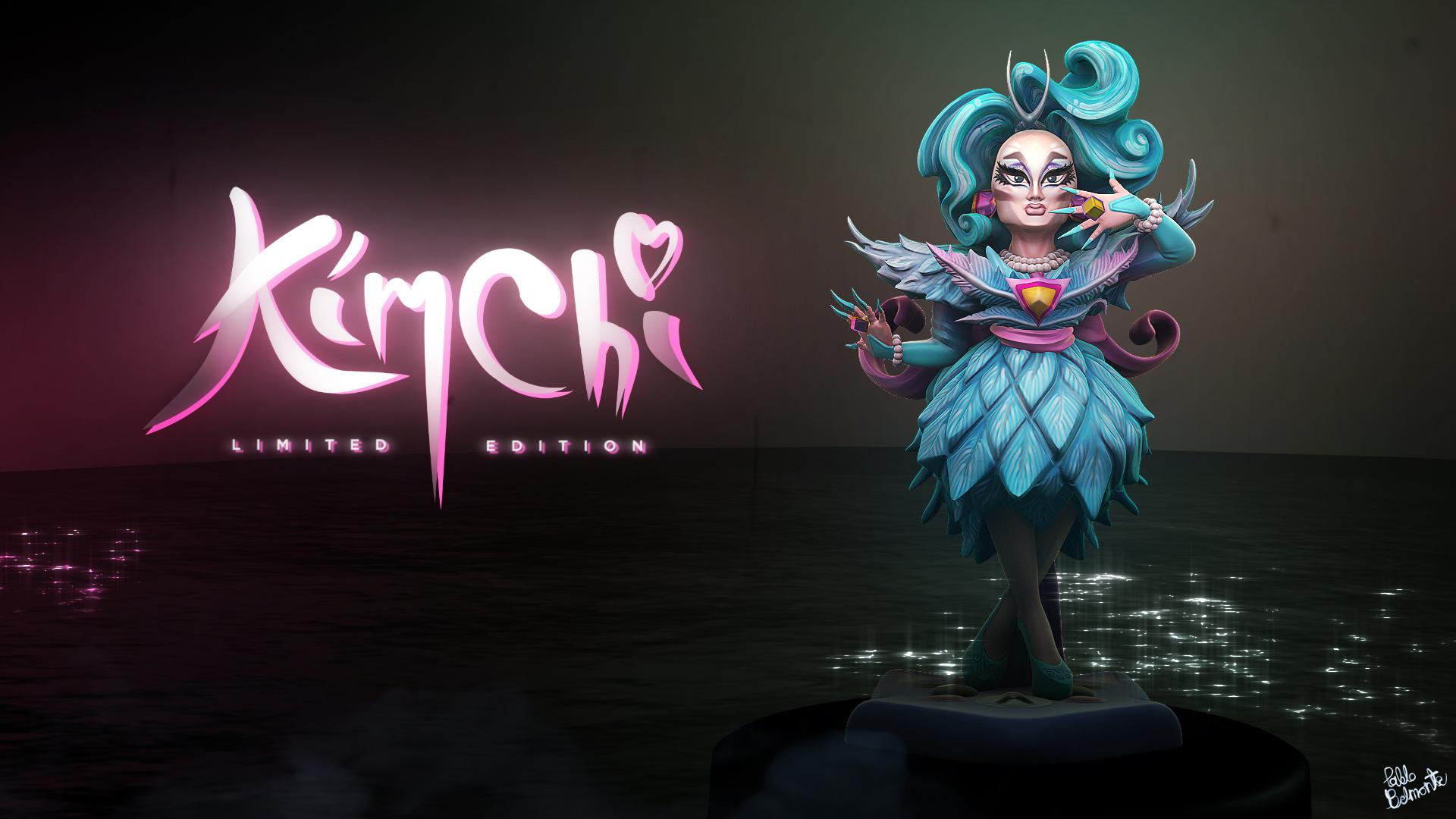 KimChi Chic by PabloBelmonte
