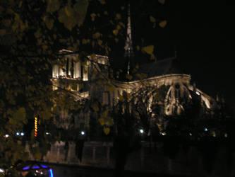 Notre-Dame by krokette