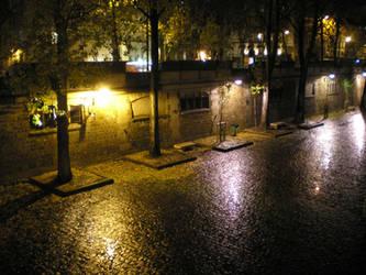 les quais de Seine by krokette