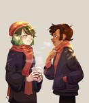 Coffee Time [Lumity]