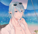 summer haurchefant
