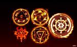 FF8 -Runes of Eden- Wallpaper