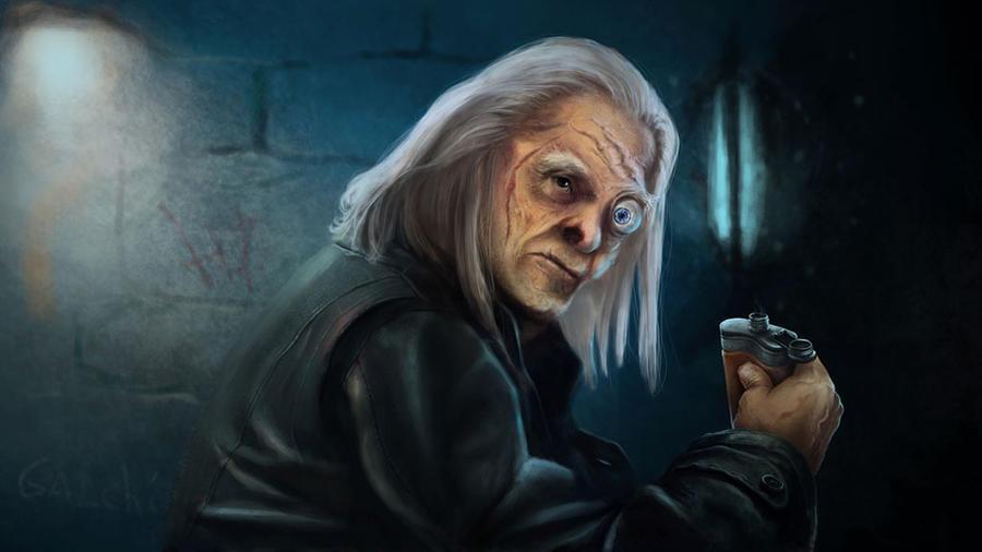 Alastor 'Mad-Eye' Moody by Galchi on DeviantArt