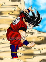 Son Goku by garu0212