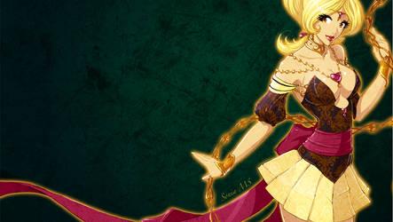 Sailor Aphrodite wallpaper