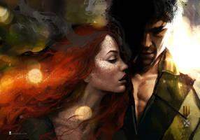 Marina and Alexandr by SoniaMatas