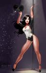 Commission: Zatanna