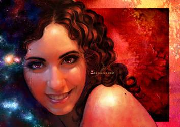 Selfportrait 2014 by SoniaMatas
