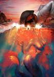 The Mermaid by SoniaMatas