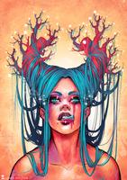 My muse (2014) by SoniaMatas