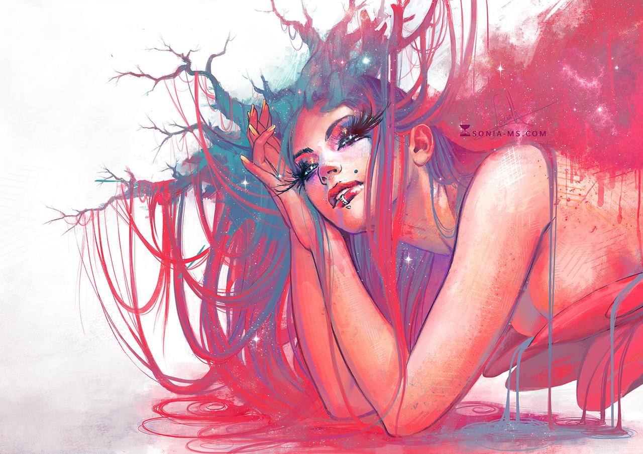 Marguerite by SoniaMatas