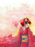 Geisha by SoniaMatas