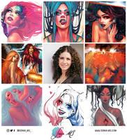 Art vs Artist by SoniaMatas