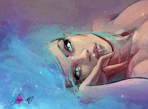 Stella Cadente -those damn eyes-
