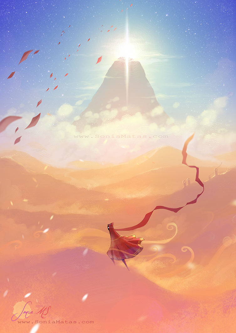 Journey  by SoniaMatas
