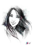 Commission: Elena by SoniaMatas