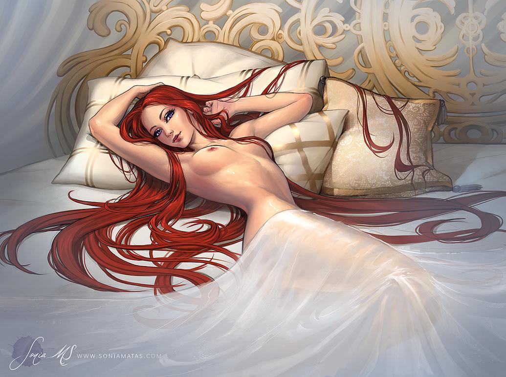 Commission Myriam Morand  - AVAVILKA by SoniaMatas