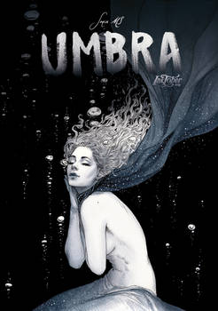 Inktober 2019 artbook cover