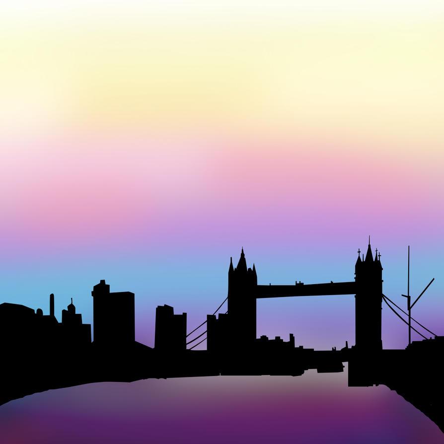 London Sky by EAMS81