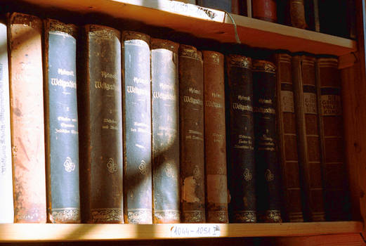 Volumes of knowledge