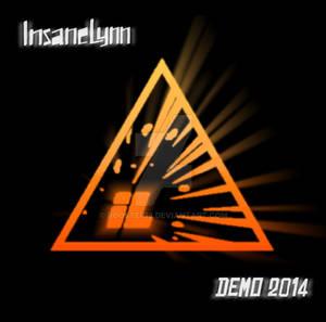 Insane Lynn - Demo CD Cover