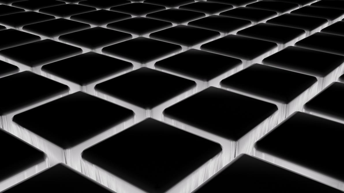 Grid HDTV 3D wallpaper