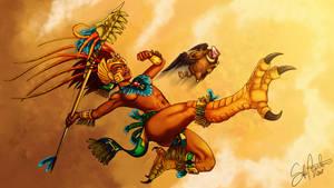 Aztec Chaos Twins